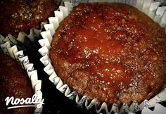 Zserbó muffin | Nosalty Muffin, Meatloaf, Pie, Breakfast, Food, Torte, Morning Coffee, Cake, Fruit Cakes
