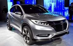 The Honda Urban SUV Concept is a small crossover expected to go on sale in 2014.