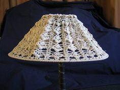 Crochet Lightshade