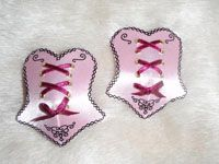 Burlesque pasties and how to make nipple tassles