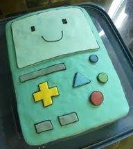 Mikeys bday cake