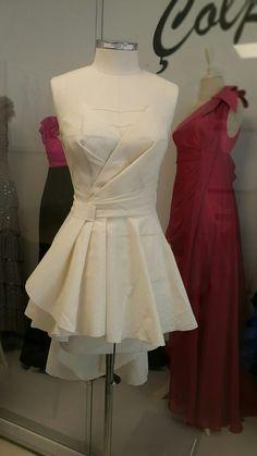 Draping Techniques Textiles Techniques Pattern Sketch A Level Textiles Clothes 2019 Fashion Sewing Diy Fashion Draped Dress Love Sewing Fashion Sewing, Diy Fashion, Fashion Dresses, Couture Fashion, Dress Sewing Patterns, Clothing Patterns, Mode Origami, Draping Techniques, Pattern Draping