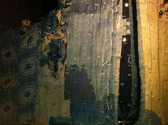 donja sleeve, Japanese folk fabric. great blog on Boro.