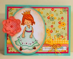 Princess for a Day digital image by Jellypark Friends