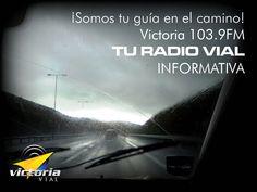 Somos #Victoria1039FM ... tu guía en el #camino ... #TuRadioVialInformativa.