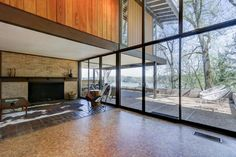Mid Century in Knoxville by Bruce McCarty | Mid century, Open floor ...