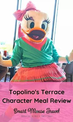 Topolino's Terrace Breakfast à la Art with Mickey & Friends is a good way to see classic characters with a delicious meal at Disney World. Disney World Tips And Tricks, Disney Tips, Disney Love, Classic Disney Characters, Disney World Characters, Disney Planner, Disneyland Tips, Disney World Florida, La Art