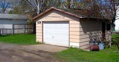 Woman Turns An Ordinary Garage Into A Living Space That's Nicer Than Some People's House