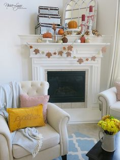 Nissa-Lynn Interiors and Decor: Ready For Thanksgiving!