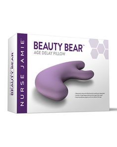 Beauty Bear™ Age Delay Pillow by Nurse Jamie at Neiman Marcus.