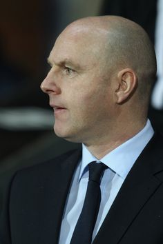 Steve Kean Photos Photos - Blackburn Rovers manager Steve Kean during the Barclays Premier League match between Blackburn Rovers and Liverpool at Ewood park on January 2011 in Blackburn, England. - Blackburn Rovers v Liverpool - Premier League