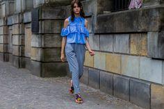 Pin for Later: Lasst euch inspirieren vom Stil der Hauptstadt mit den besten Street Style Bildern der Berlin Fashion Week