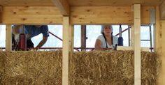 autocostruzione casa in paglia