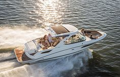 NEW SEA RAY 350 SLX - NauticExpo #motorboat #boat