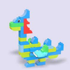 Lego Duplo dragon