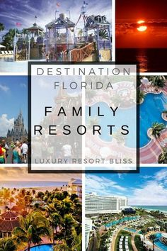 Looking for some great Florida family resorts for your next vacation? We've featured our favorite resorts for families here plus lots of video and pictures. Marriott Vacation Club, Vacation Resorts, Florida Vacation, Best Vacations, Luxury Resorts, Florida Keys, South Florida, Vacation Ideas, Family Resorts In Florida