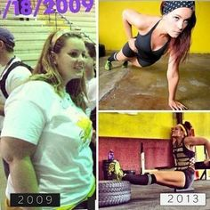 How you can do it too!  Transformation - Fitness - Motivation - Inspiration -