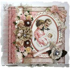 Live & Love Crafts' Inspiration and Challenge Blog: Another Precious Post