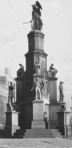 detroit news detroit monuments soldiers and sailors may 18 1931