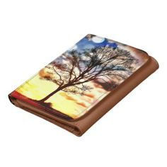 Tree Of Life-Sunset Wallet