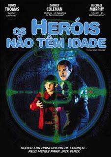 De Volta Aos Anos 80 e 90 : Os Heróis não Tem Idade [1984] - Dual Áudio - Rmz