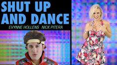 Shut Up and Dance/Video Killed the Radio Star MASHUP - Nick Pitera & Evy...