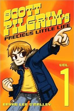 Scott Pilgrim's Precious Little Life (Scott Pilgrim, #1). A brilliant series.