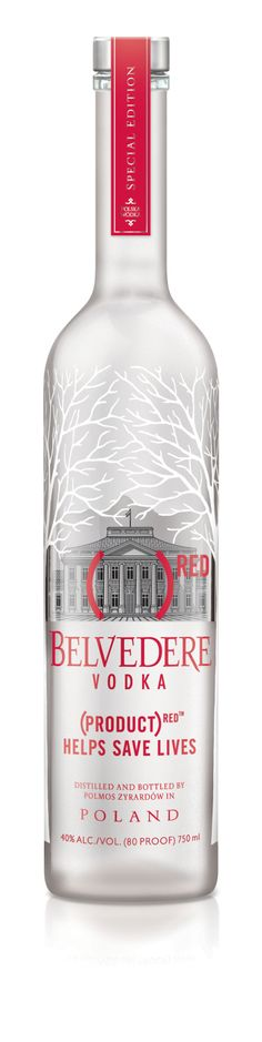 """or (BELVEDERE)RED Special Edition BrandOpus built on the brand architecture they had already created for the brand over the course their four year partnership. The result is a simple design that focuses on the colour, and the cause, without distracting from the core Belvedere equities.    John Ramskill, deputy creative director of BrandOpus, says: """"The design is clearly Belvedere, retaining the strong identity and heritage behind the brand, with subtle tweaks and strong messaging to…"""
