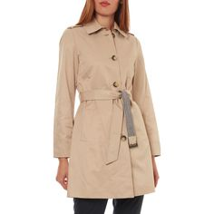 4073684bd63d Caroll Luxembourg Trench beige - Trench Femme Brandalley