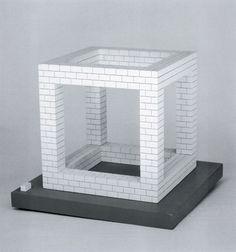 Sol LeWitt, Outdoor Structure, 1995
