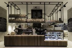 BAKERY | Autolyse Bakery by LoopCreative, 2015. #LoopCreative #Autolyse #Bakery…