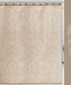 Take a look at this Jeweled Shower Curtain by Creative Ware Home on #zulily today! $21.99