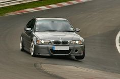 cornering e46 version