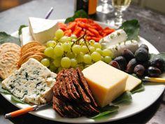 Easy Cheese Board recipe from Ina Garten via Food Network