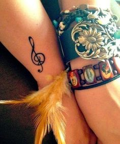 Nowadays, Youngster loved to inked tattoos on their body and music tattoo designs is also popular among Youngster. So, today we are going to post 40 best music tattoo designs for our reader. Hope our reader enjoy a list of music tattoo designs Small Music Tattoos, Music Tattoo Designs, Cute Small Tattoos, Small Tattoo Designs, Boys With Tattoos, Love Tattoos, Beautiful Tattoos, Tatoos, 1000 Tattoos