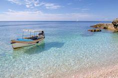 Hire a boat and find a hidden cove or beach, Bol, Croatia.