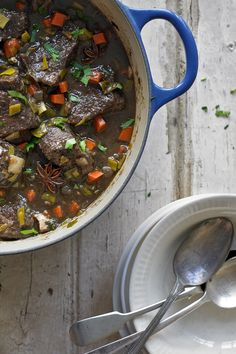 Spiced Beef in Red Wine Recipe - NYT Cooking