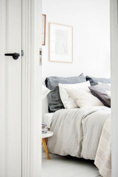 Inspiration: Linen Bedding