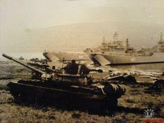 T-55AM Soviet Naval Infantry