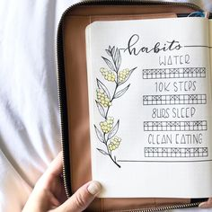 "416 Likes, 8 Comments - Allora ✨ (@allorasbujo) on Instagram: ""Halfway through the month and I'm feeling like I'm not doing awfully with my habits! I've found the…"""
