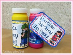 """End of the school year activities: End of The Year Class Gift. """"You blew me away this year! Classroom Crafts, Classroom Fun, Future Classroom, Classroom Incentives, Classroom Freebies, Classroom Management, End Of School Year, School Days, School Stuff"""