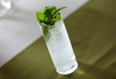 White Mojito with Captain Morgan® White Rum Haven't tried this yet but I know using Mt. Gay silver rum makes a great tasting mojito!