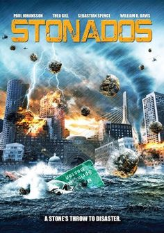 Stonados when tornados appear of the coast of Boston science teacher, Joe Randall (Paul Johansson), and weather man, Lee (Sebastian Spence), work together to try and stop them as in these twisters are mighty rocks which are causing mass destruction All Movies, Movies 2019, Latest Movies, Action Movies, Movies To Watch, Movies Free, Horror Movies, E Online, Movies Online