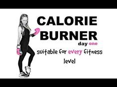 My TEDxTALK Video http://bit.ly/2pocXYr Workout at home with this HIIT CARDIO workout, which helps with weight loss, increasing your calorie burn and feeling...
