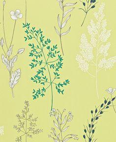 Summer Meadow wallpaper by Sanderson