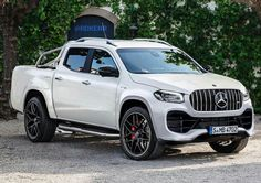Mercedes benz X class amg is coming sooner than expected