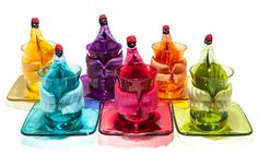 Colored Stikanat W Holder Set By Mounaya Gallery Now Available At TheGiftery