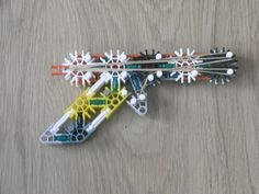 Picture of knex Pistol Instructions