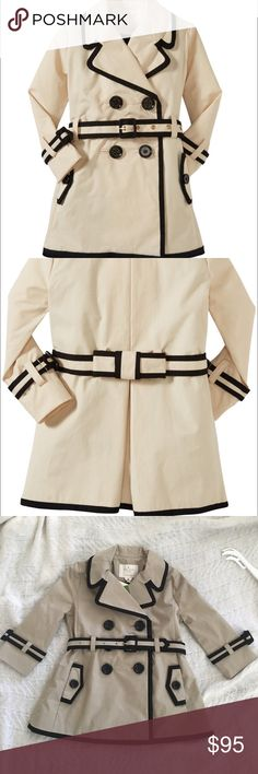 Toddler Kate Spade Jacket Very cute!! will put a statement on any little girls outfit  kate spade Jackets & Coats