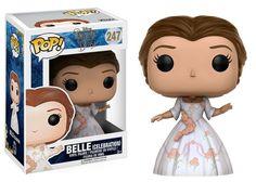 Belle Celebration Funko Pop! Disney Beauty and the Beast Live